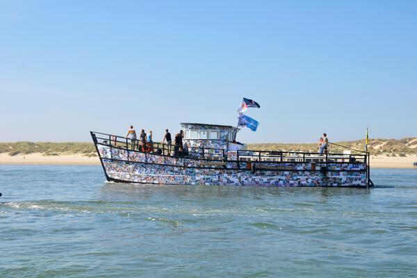 Boot Vlieland