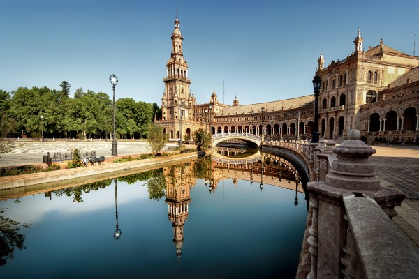 Kathedraal in Sevilla
